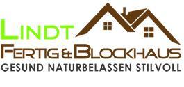 Ökologisch wohnen mit LINDT Logo