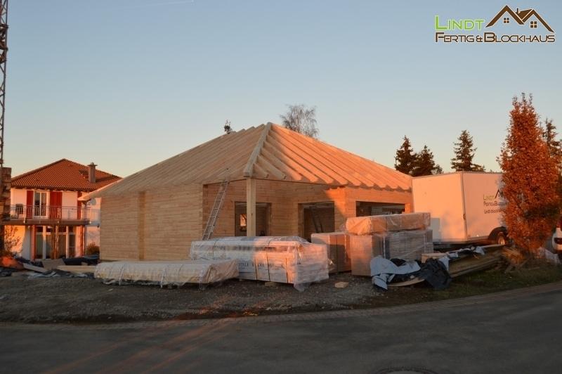 Hausbau für Deutschland - LINDT Fertig & Blockhausbau