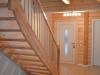 Holztreppe aus Buche