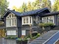 Klassisches Blockhaus