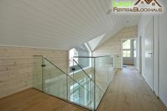 Galeriegeländer Blockhaus