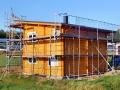 Blockhaus moderne Architektur