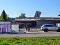 Energiesparbodenplatte für Blockhaus