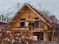 Blockhaus regendicht montieren