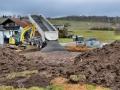 Bodenausatausch Energiespar-Bodenplatte