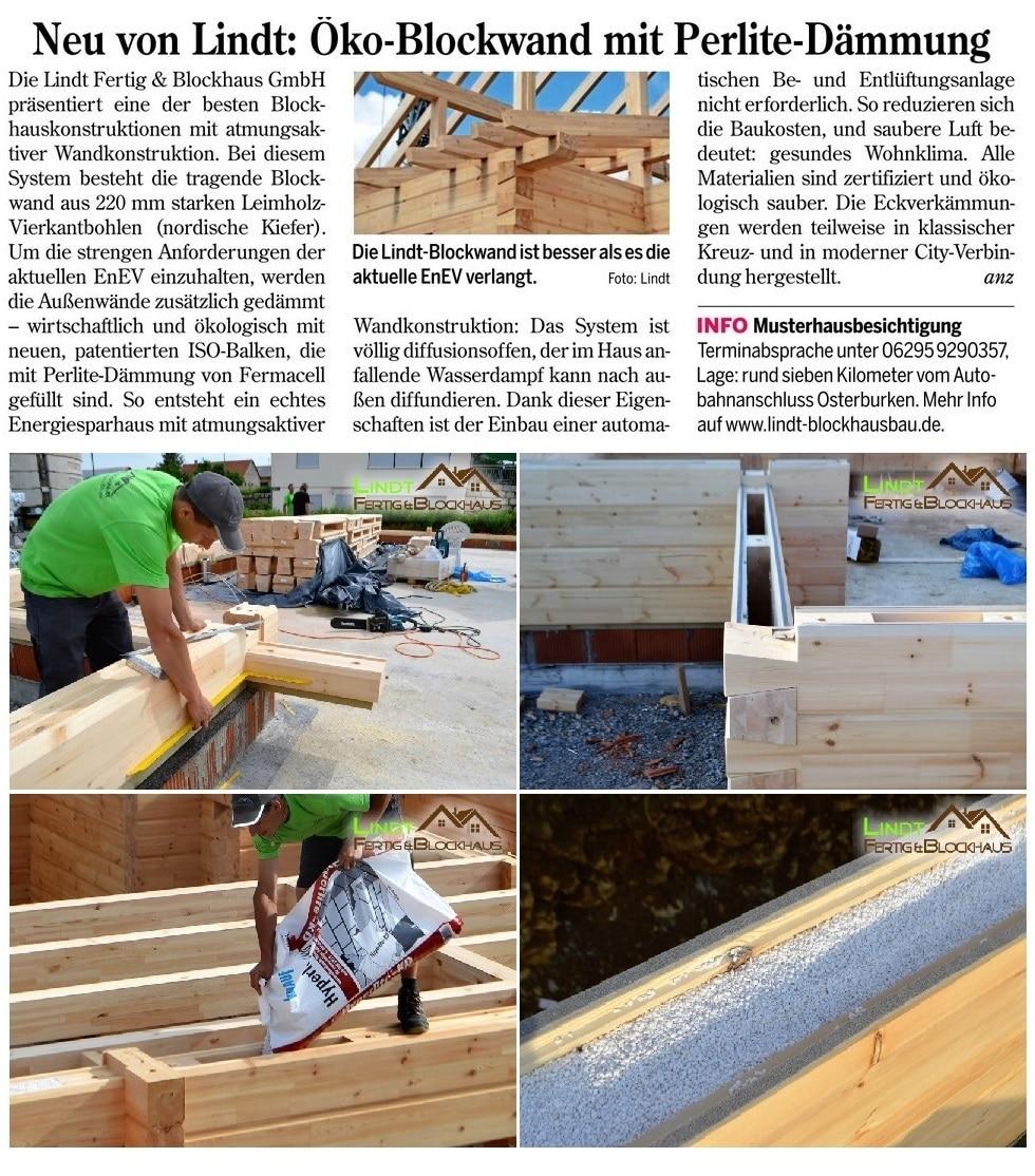 lindt-musterhäuser | Ökologisch wohnen mit lindt