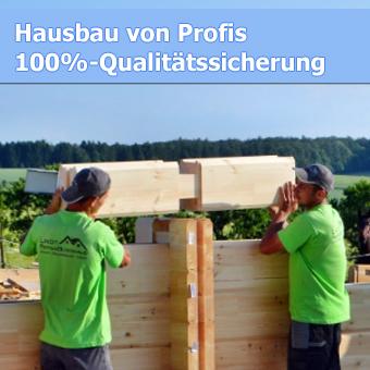 Hausbau in  Redwitz (Rodach) - Trainau, Unterlangenstadt und Mannsgereuth, Obristfeld