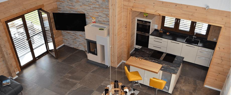 Blockhaus für Niedersachsen, Blockhaus Bausatz, Fertighaus in Niedersachsen, Holzhaus bauen